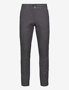 MApristu - suit trousers - steel grey