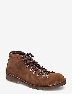 MAverner Boot - med snøring - rich beige