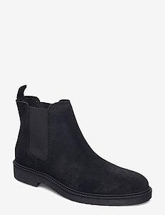 MAhalton Boot - chelsea boots - black