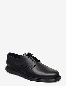 MAkenzie Leather - snøresko - black