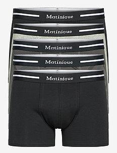 MAnGrant 5-Pack - boxershorts - black