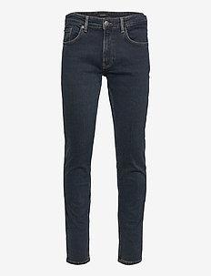 MApriston - regular jeans - dark washed denim