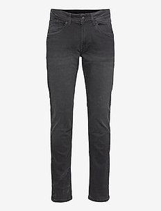 MApriston - regular jeans - black denim