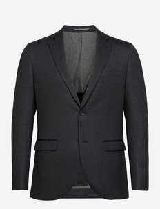 MAgeorge Jersey - single breasted blazers - black