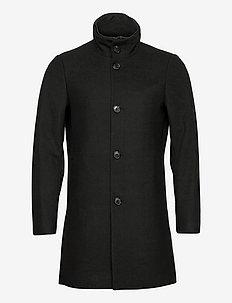 MAharvey NK - manteaux de laine - black
