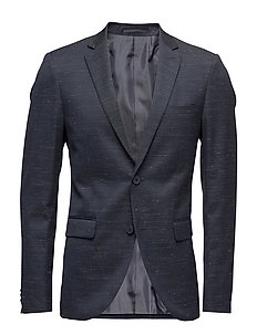 George Navy Suit Structure - DARK NAVY
