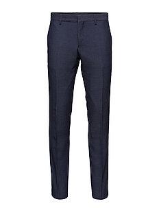 Las Fine Structure Suit - OXFORD BLUE