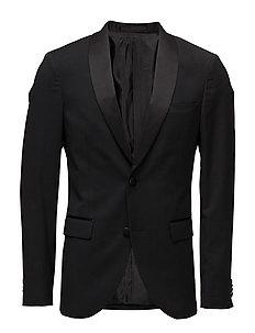 George Shawl Stretch Suit - BLACK