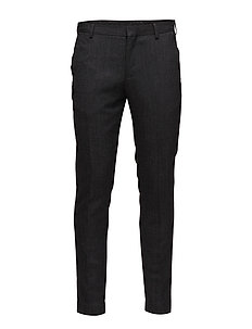 Las Square jaquard Suit - DRK GREY MELANGE