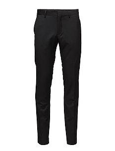 Las Tux Stretch Suit - BLACK