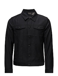 Damian Jacket Clean Suit - BLACK