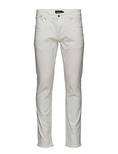 Priston White Denim - WHITE