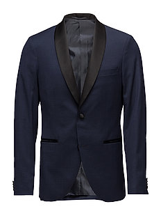 George Shawl Stretch Suit - DARK NAVY