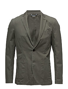 George Casual Casual Jacket - FOUR LEAF CLOVER