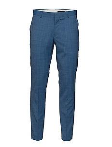 Las 2 Mid Blue Suit - WASHED BLUE