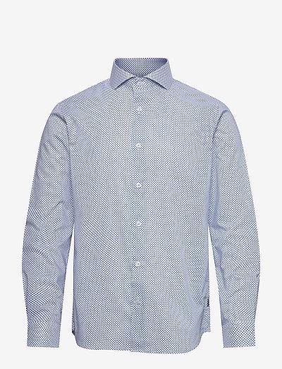 MAtrostol BC3 - chemises de lin - wave blue