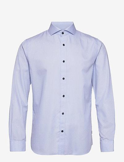 MAtrostol BCW - chemises de lin - chambray blue
