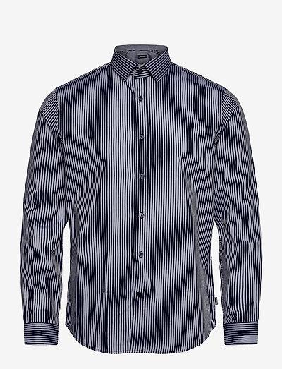 Matrostol B1 - chemises de lin - ink blue