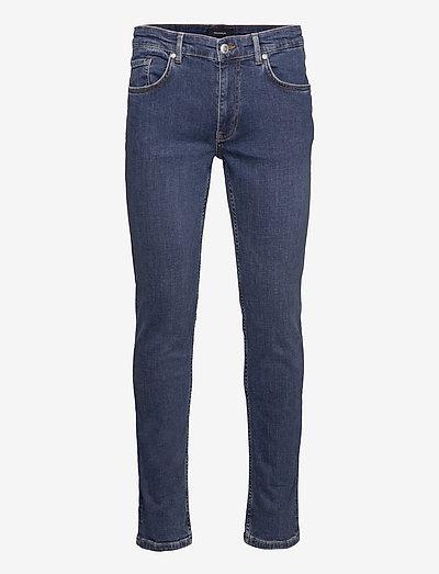MApriston - skinny jeans - medium washed denim