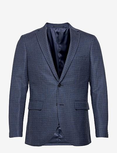 MAgeorge F - blazers à boutonnage simple - ink blue