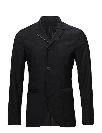 Zip Blazer Clean Tech Suit - BLACK