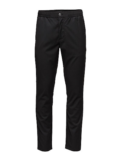 Adken Pant Forest Stretch Suit - BLACK
