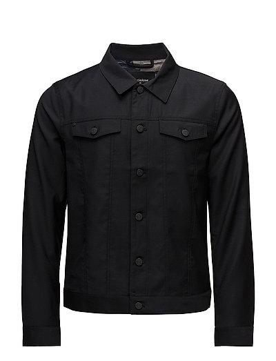 Damian Jacket Clean Suit - BLACK