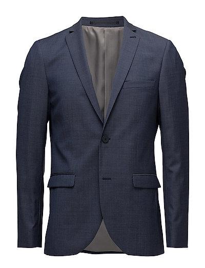 George F Fine Diamond Weave - DOVE BLUE