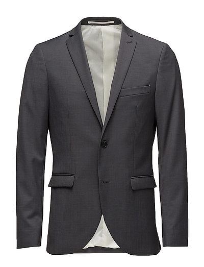 George F Dark Shadow Stretch Suit - DARK SHADOW