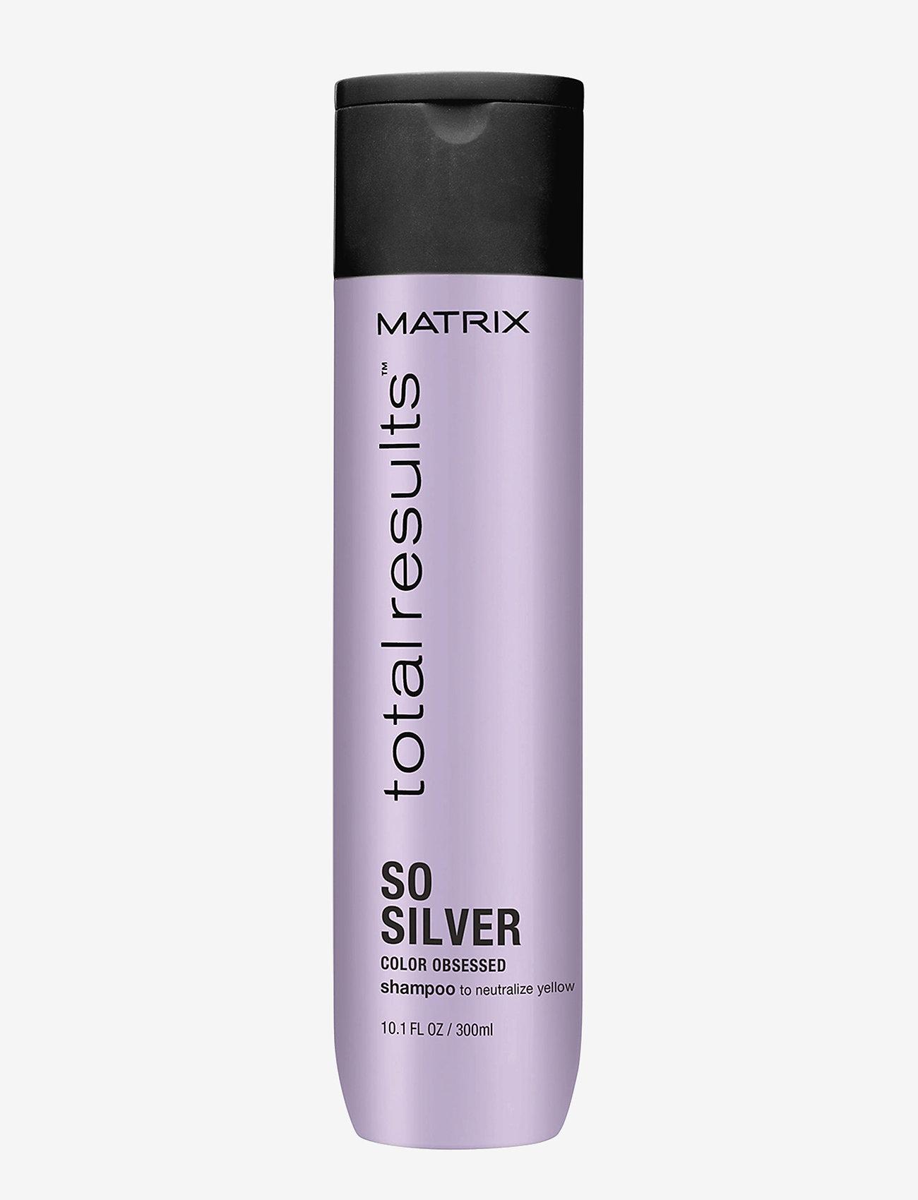 Matrix - Total Results So Silver Shampoo - silver shampoo - clear - 0