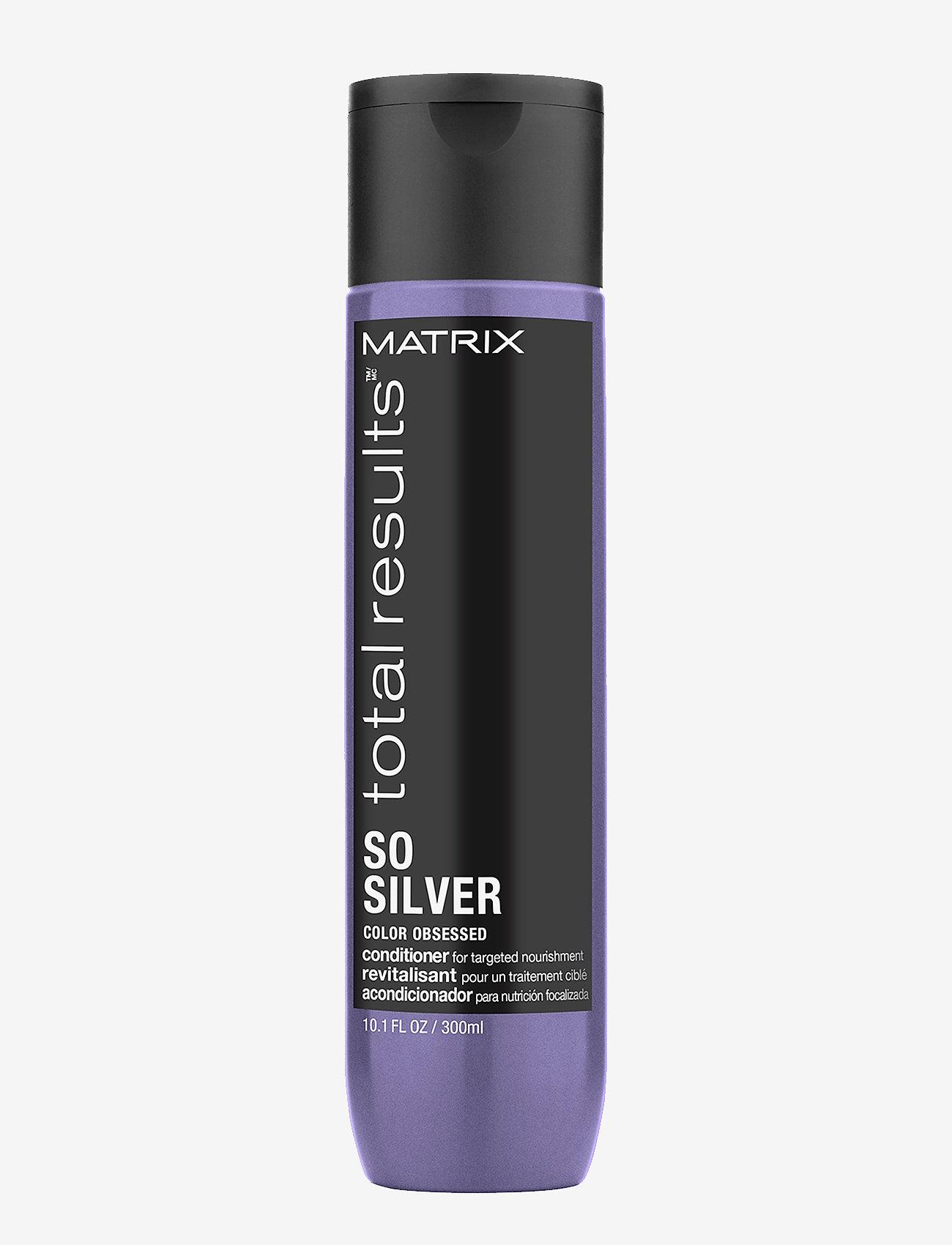 Matrix - Total Results So Silver Conditioner - balsam - no colour - 0
