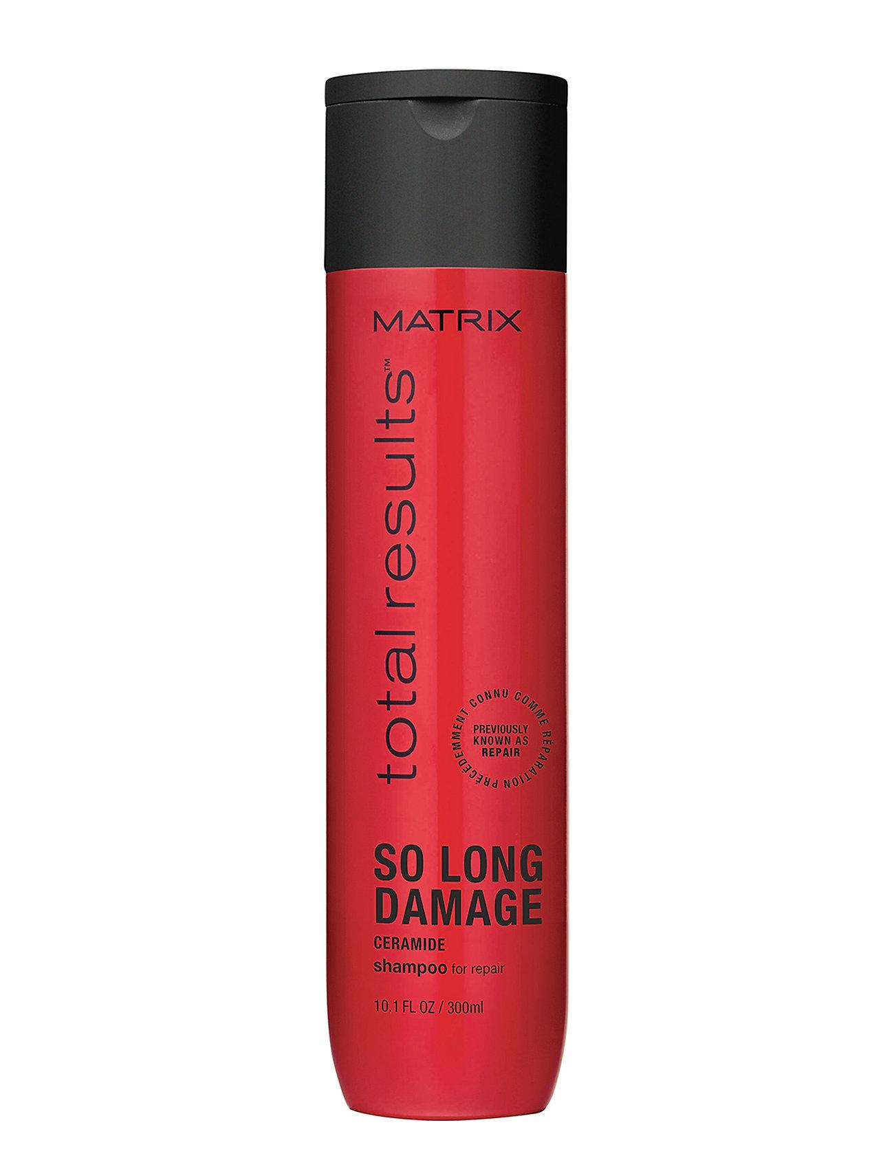 Matrix Total Results So Long Damage Shampoo 300 ml - CLEAR