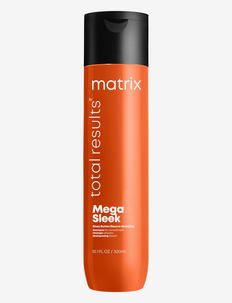 Total Results Mega Sleek Shampoo - shampo - clear