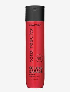 Total Results So Long Damage Shampoo 300 ml - shampo - clear