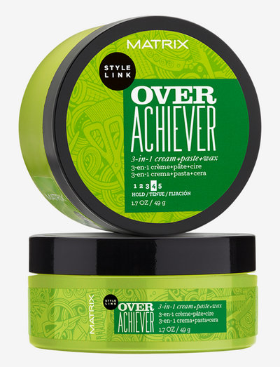 Style Link Over Achiever 3-in-1 Cream Paste Wax - paste - clear