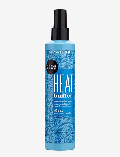 Style Link Heat Buffer Thermal Styling Spray - värmeskydd - clear