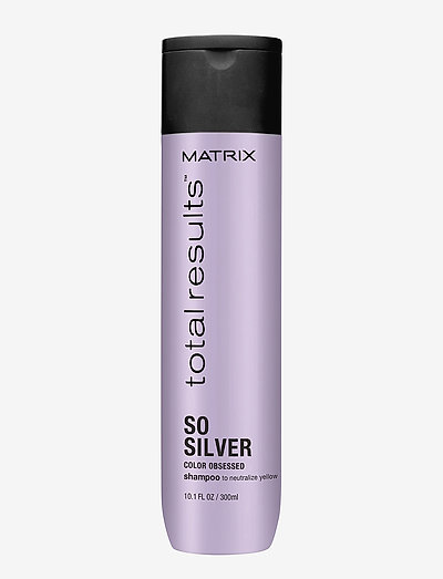 Total Results So Silver Shampoo - shampoo - clear