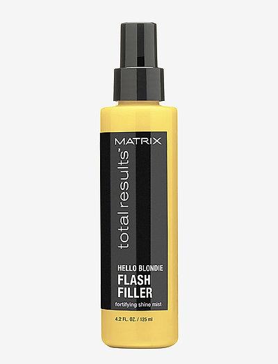 Matrix Total Results Hello Blondie Flash Filler Spray - CLEAR