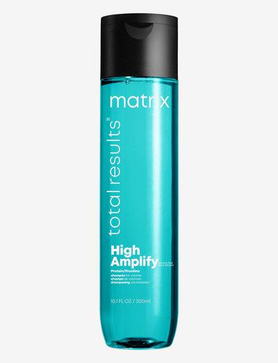 Total Results High Amplify Shampoo - shampoo - clear
