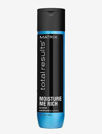 Total Results Moisture Me Rich Conditioner - balsam & conditioner - clear