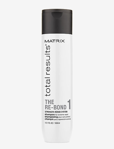 Total Results The Re-Bond Shampoo - schampo - clear