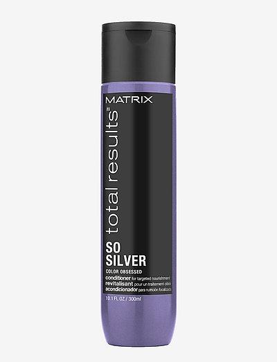 Total Results So Silver Conditioner - balsam - no colour