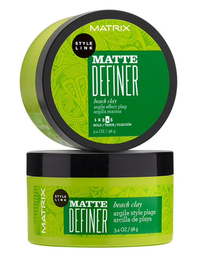 Matrix Style Link Play Matte Definer Beach Clay - CLEAR