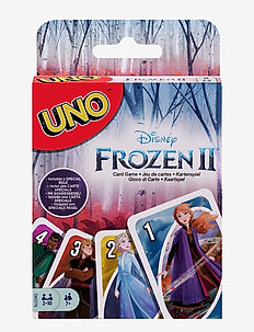 UNO Disney Frozen II - puzzles & games - multi color