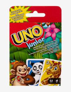 UNO Junior Refresh - puzzles & games - multi color