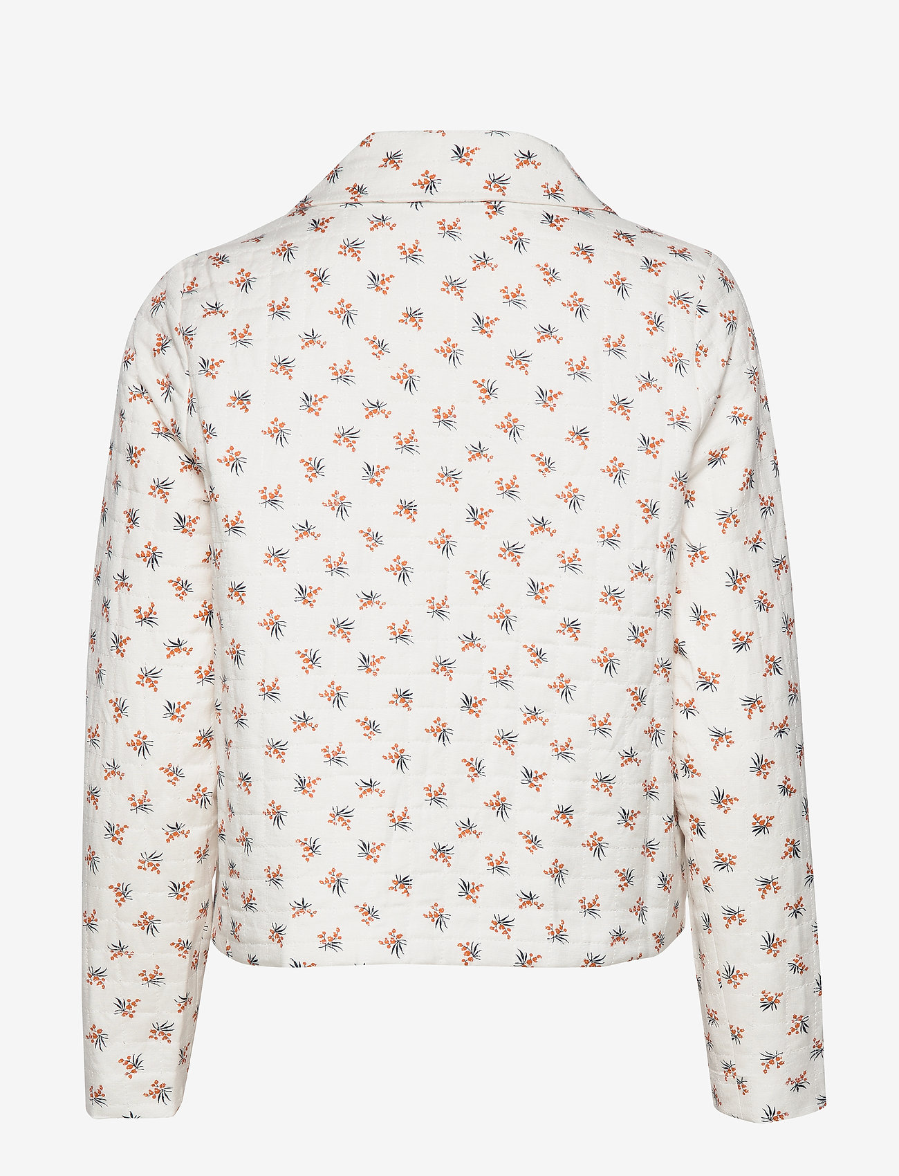 Maud Quilted Prarie Jacket - Jackets & Coats