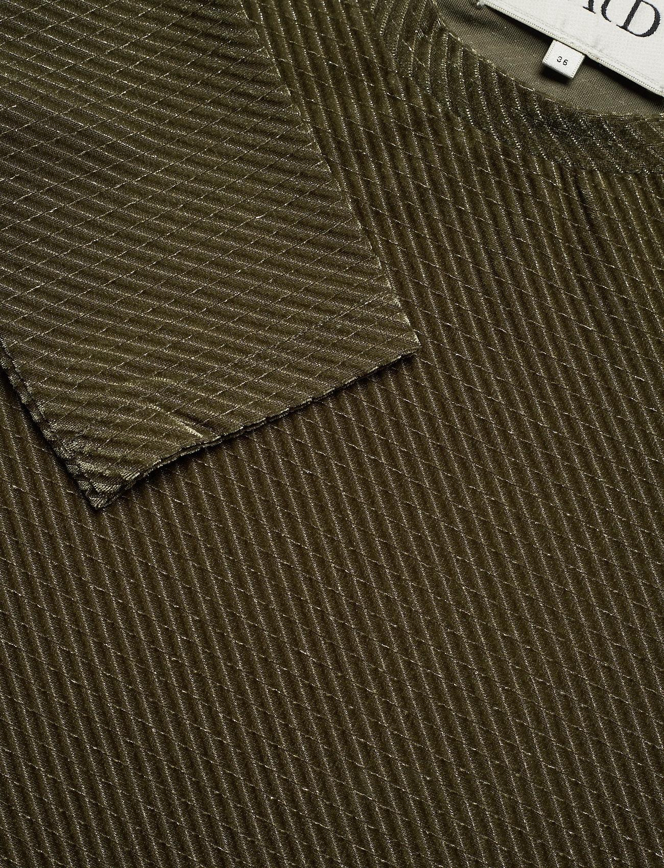 Striped Puffa Top (Vetiver) (109 €) - MAUD aWh3z