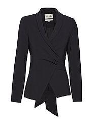 Tie Blazer - BLACK