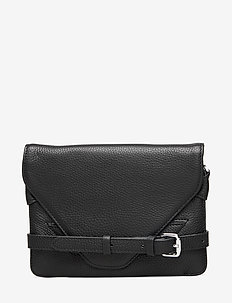 Envelope Small Clutch - BLACK