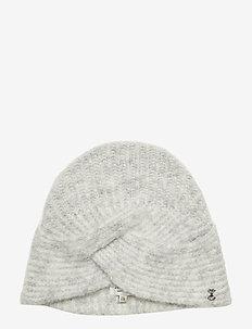 Hat - hats - grey melange